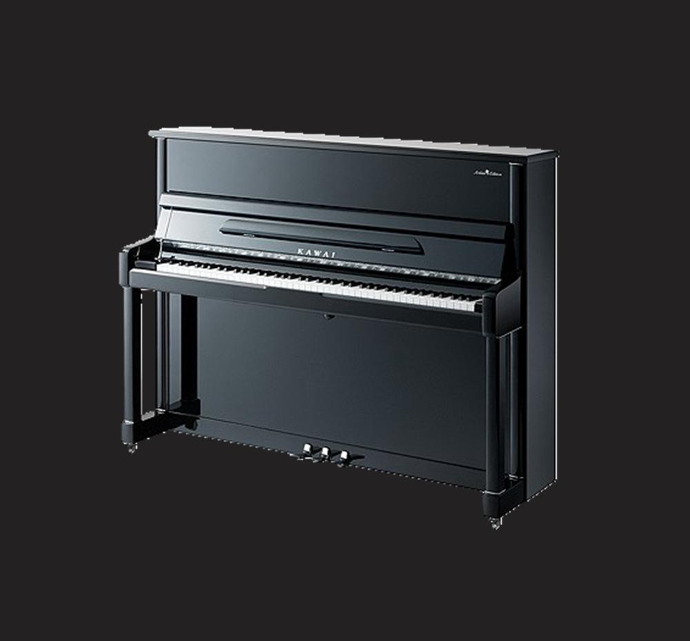 卡瓦依立式钢琴KU-A3s