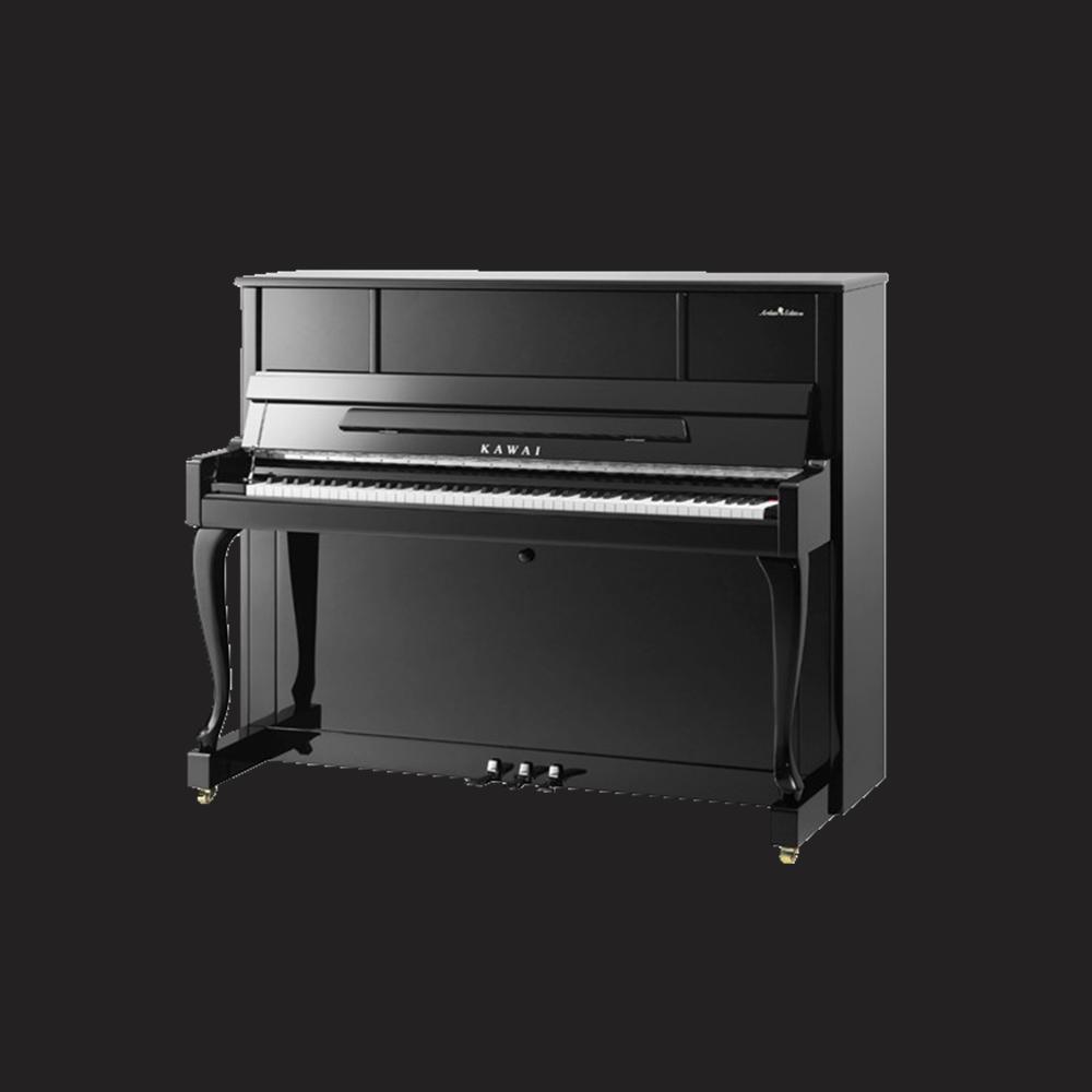 卡瓦依立式钢琴KU-A17