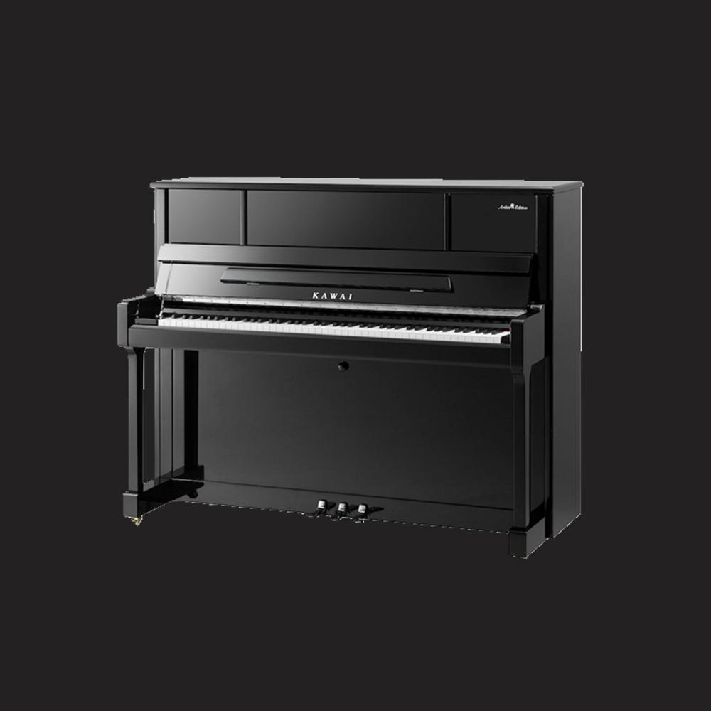 卡瓦依立式钢琴KU-A19