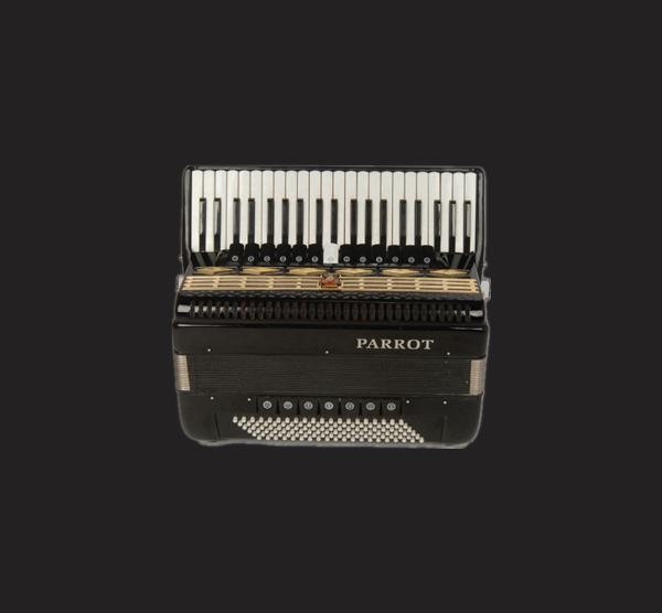 鹦鹉手风琴
